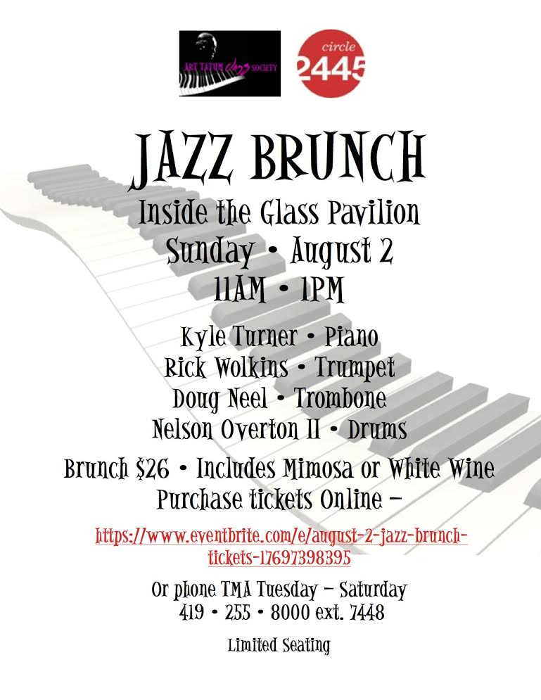 Jazz Brunch August 2nd
